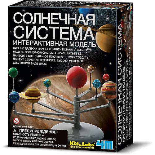 """Набор для конструирования 4М """"Солнечная система"""" от 4M"""