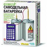 """Набор для опытов 4M """"Самодельная батарейка"""""""