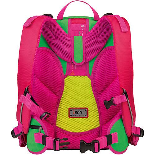 Рюкзак iKON, зелено-розовый от iKON