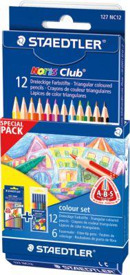 Набор цветных карандашей, Staedtler