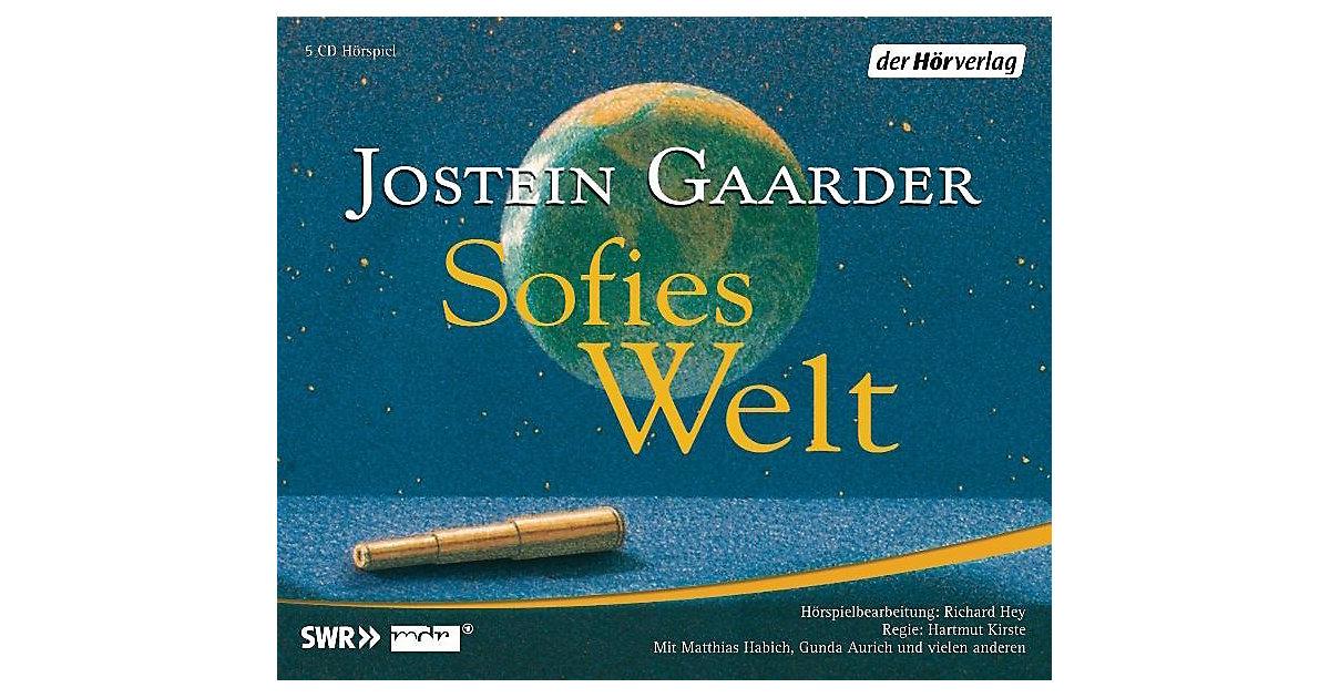 Sofies Welt, 5 Audio-CDs