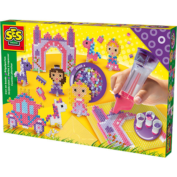 Creative Bügelperlenset  Princess World