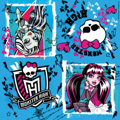 "Салфетки ""Monster High"" 33*33 см (20 шт)"