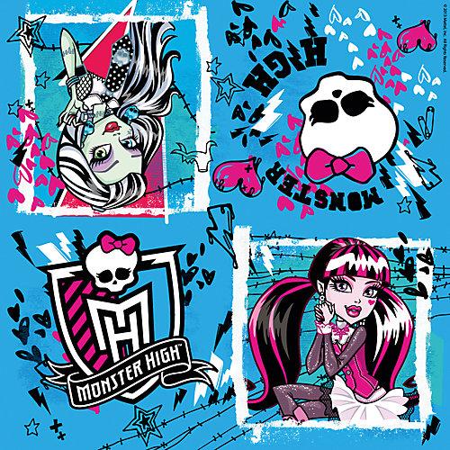 "Салфетки ""Monster High"" 33*33 см (20 шт) от Росмэн"
