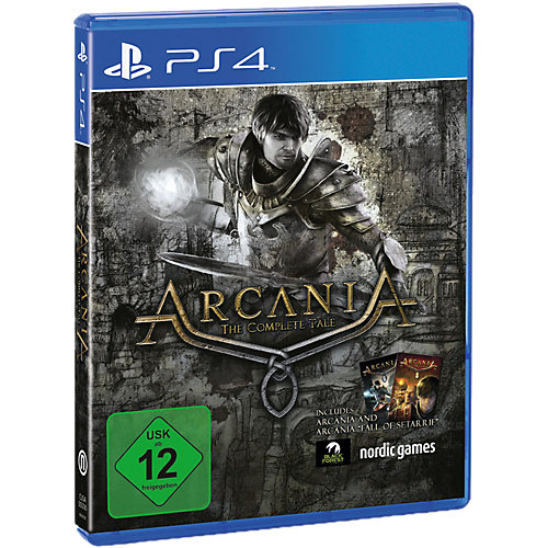 Döbern Angebote PS4 ArcaniA The Complete Tale