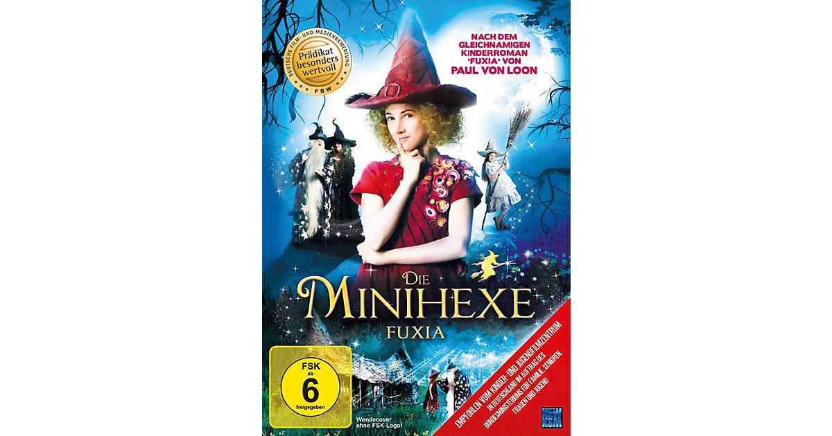 DVD Die Minihexe - Fuxia Hörbuch