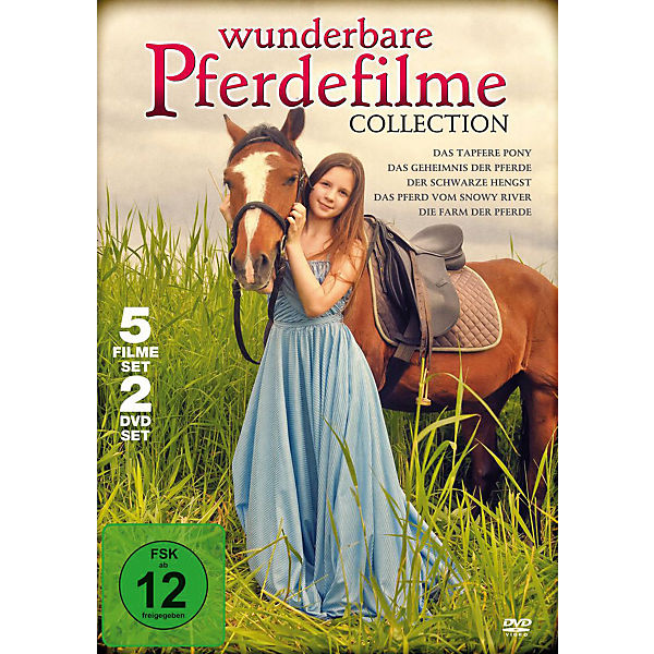 DVD Wunderbare Pferdefilme Collection