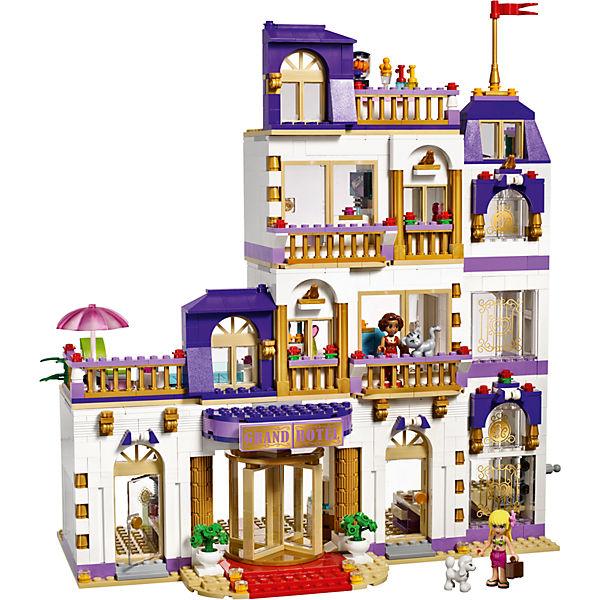 L Hotel De Lego Friends