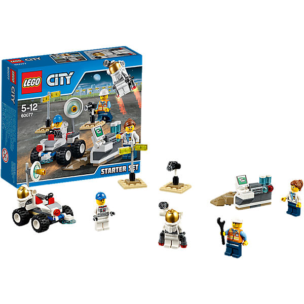 LEGO 60077 City: Weltraum Starter-Set