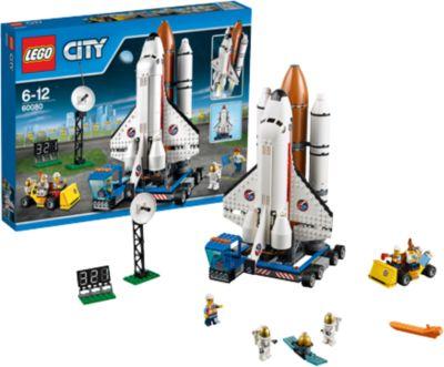 LEGO 60080 City: Raketenstation