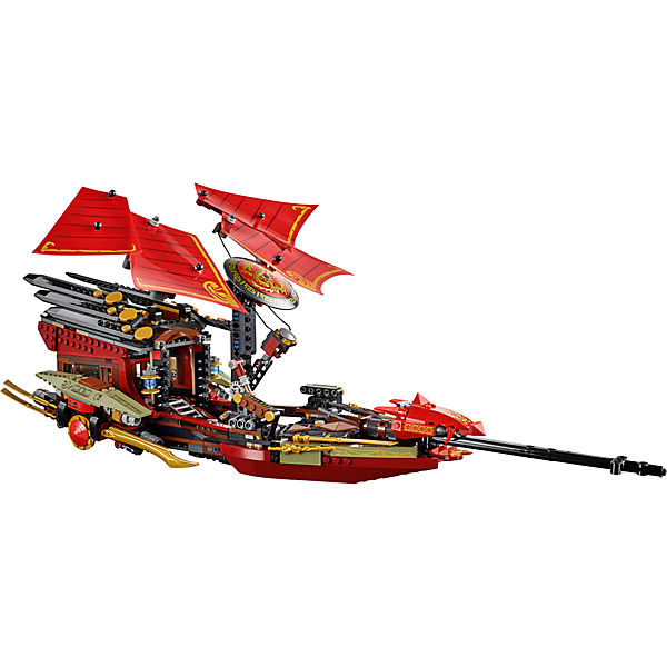 lego 70738 ninjago der letzte flug des ninja flugseglers lego ninjago mytoys. Black Bedroom Furniture Sets. Home Design Ideas