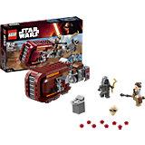 LEGO Star Wars 75099: Спидер Рей