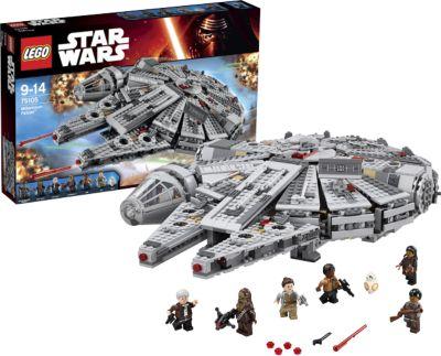 LEGO 75105 Star Wars: Millennium Falcon