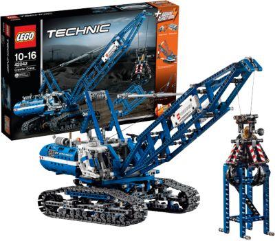 LEGO 42042 Technic: Seilbagger