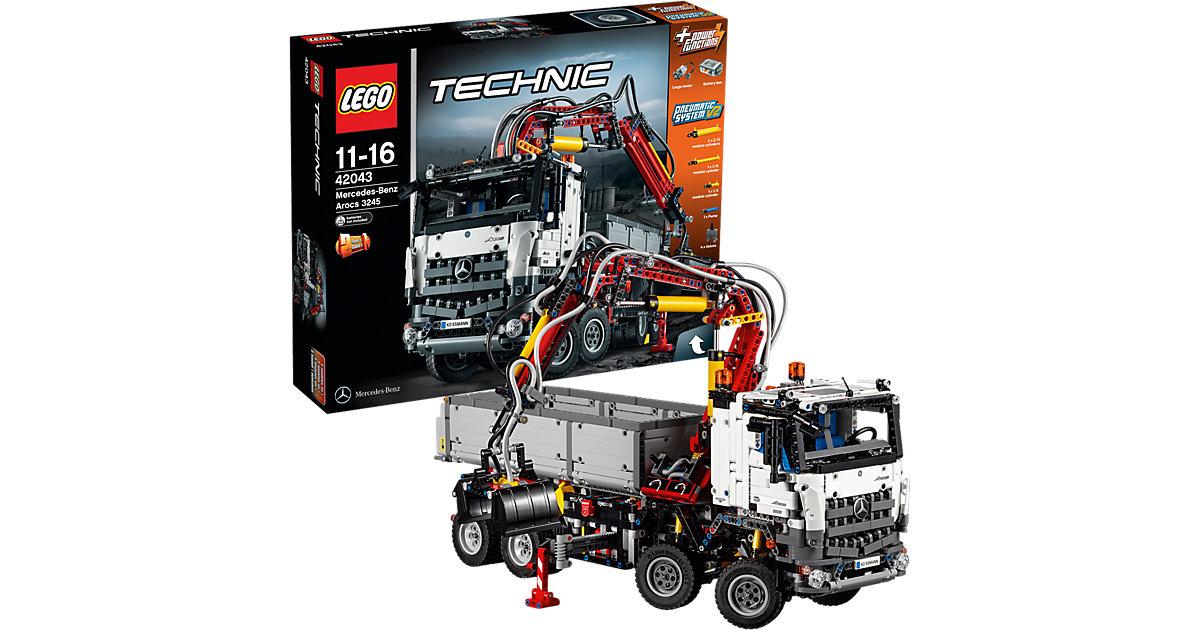 Offerta LEGO Technic 42043 - Mercedes-Benz Arocs al miglior prezzo sottocosto