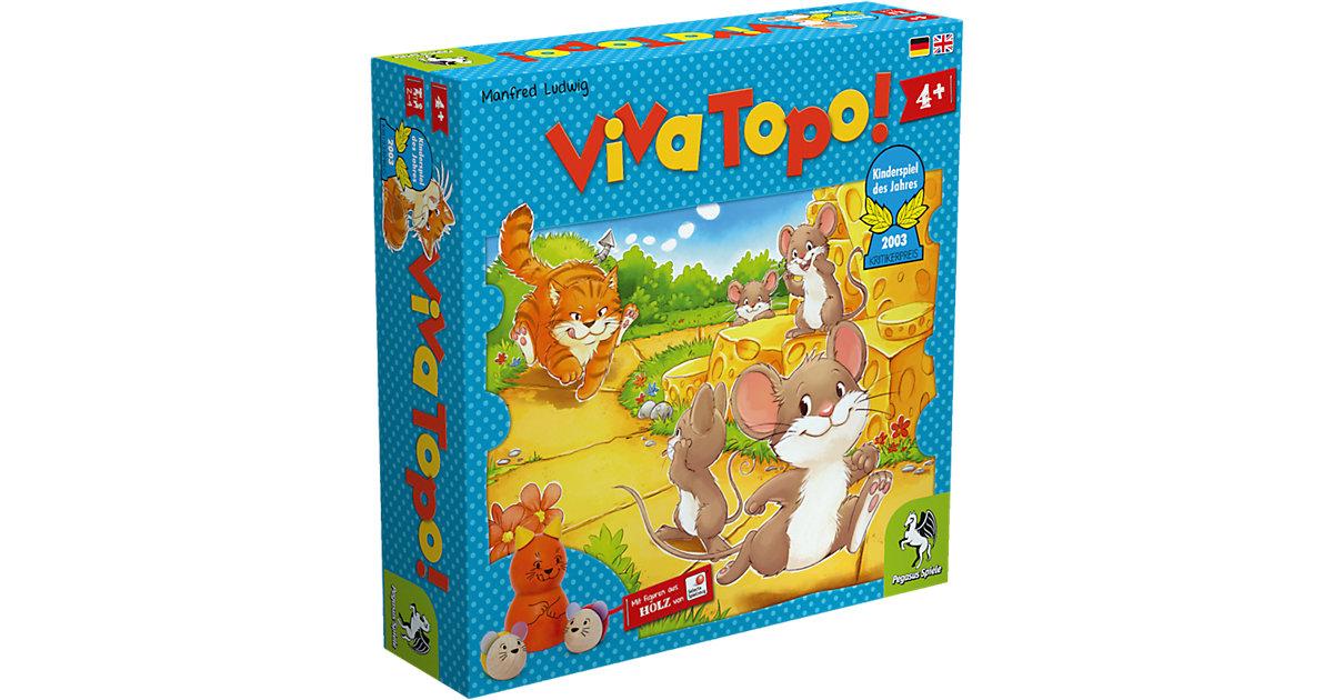 KINDERSPIEL DES JAHRES 2003 Viva Topo!