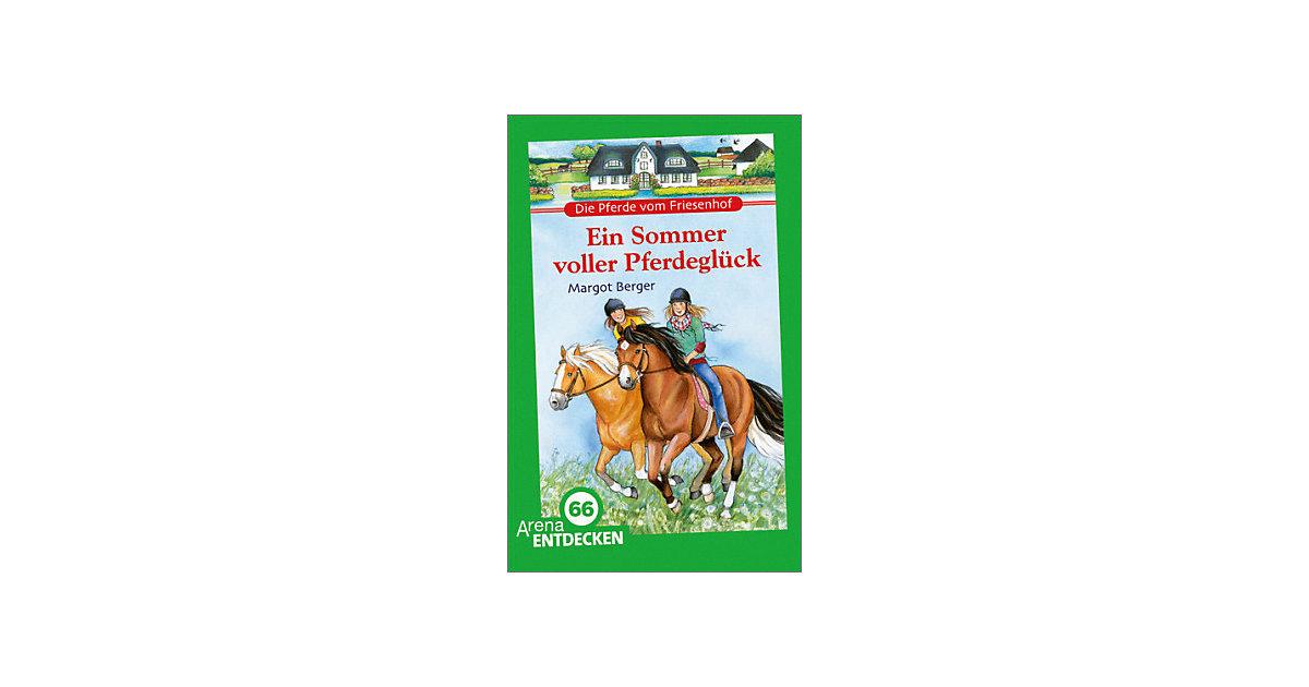 Die Pferde vom Friesenhof: Ein Sommer voller Pf...