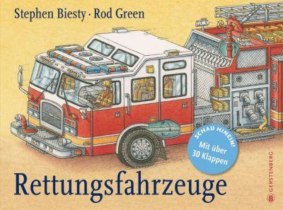 Buch - Rettungsfahrzeuge