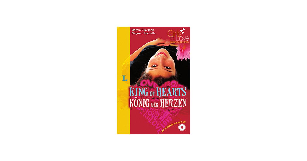 King of Hearts: König der Herzen, mit MP3-CD