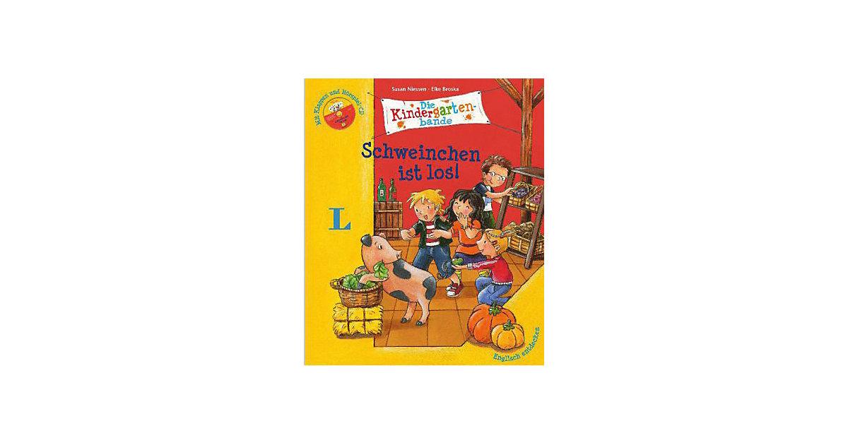 Englisch entdecken - Die Kindergartenbande: Sch...