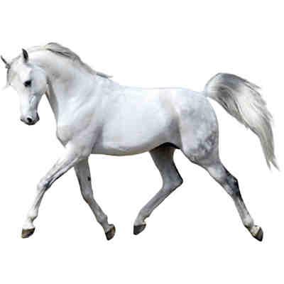 Wandsticker pferd wei 67 x 47 cm mytoys wandsticker pferd wei 67 x 47 cm altavistaventures Images