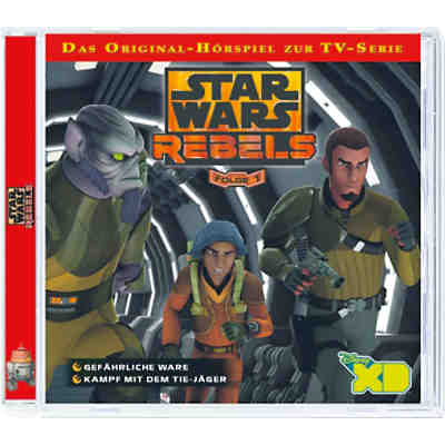 CD Star Wars Rebels 1