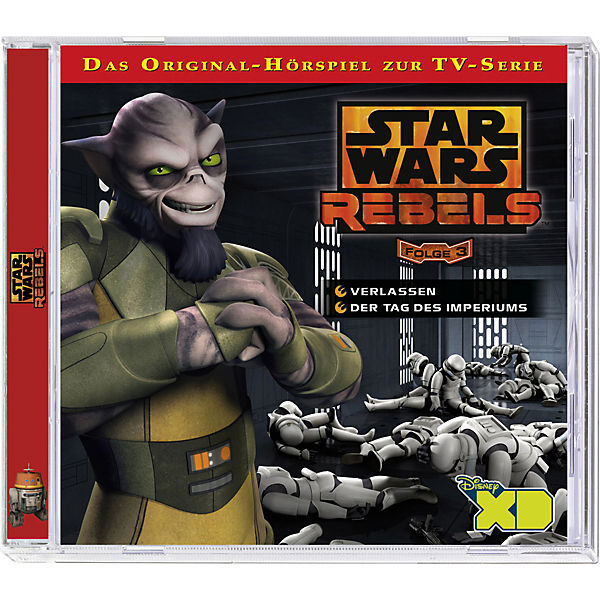 CD Star Wars Rebels 3