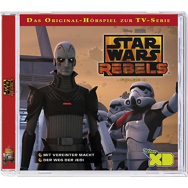 CD Star Wars Rebels 4