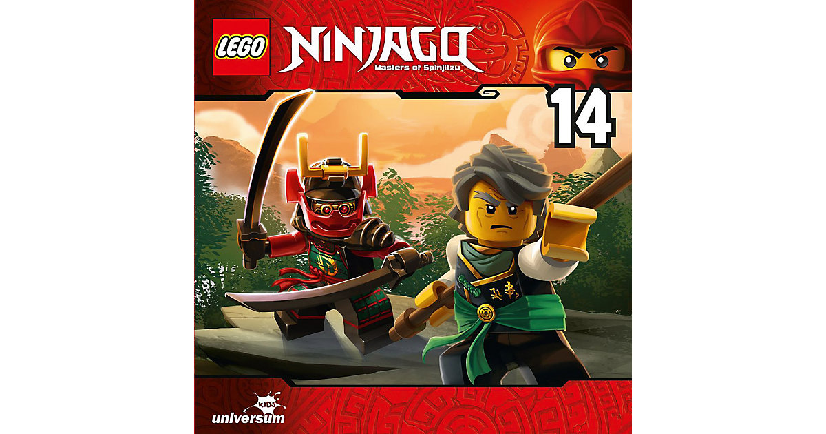 cd lego ninjago 14. Black Bedroom Furniture Sets. Home Design Ideas
