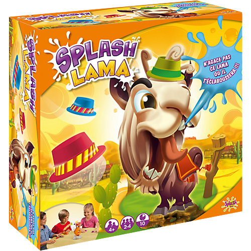 "Игра ""Хитрая Лама"", Splash Toys от Splash Toys"