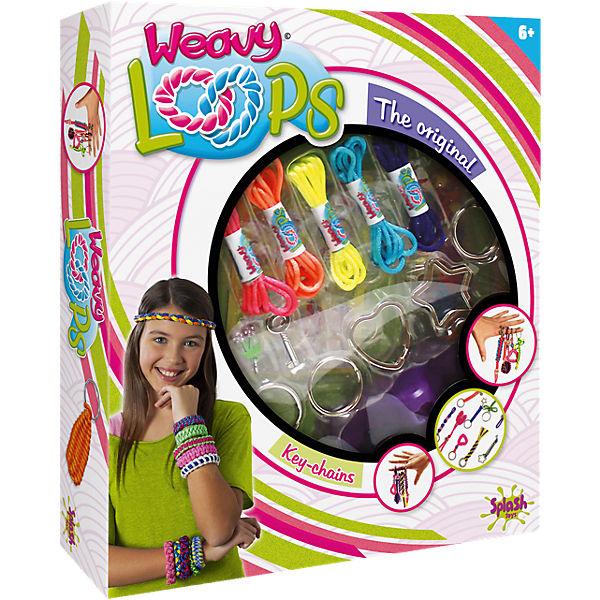 Набор для создания брелков, Weavy Loops