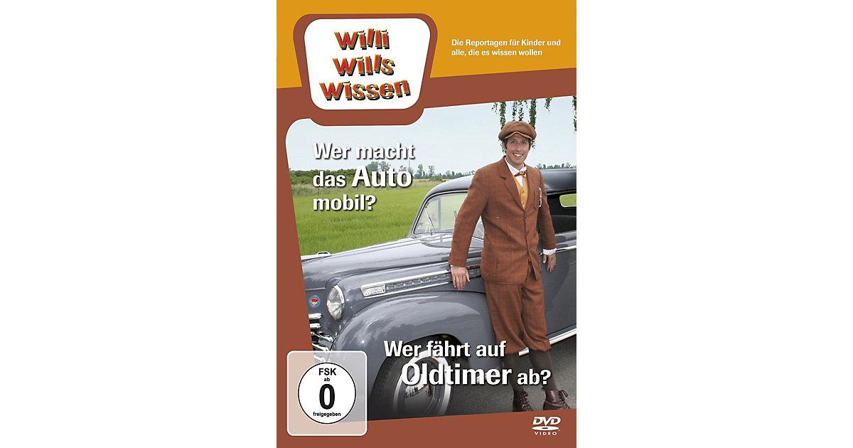 DVD Willi Wills Wissen -Wer macht das Auto mobi...
