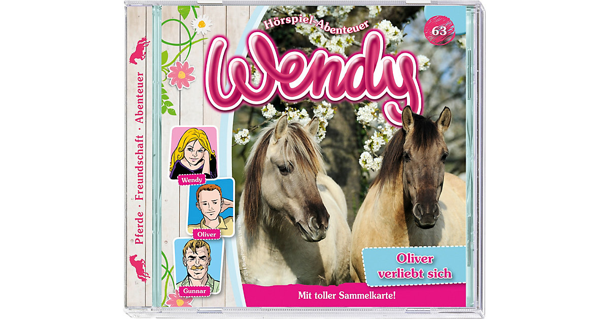 CD Wendy 63 - Oliver verliebt sich