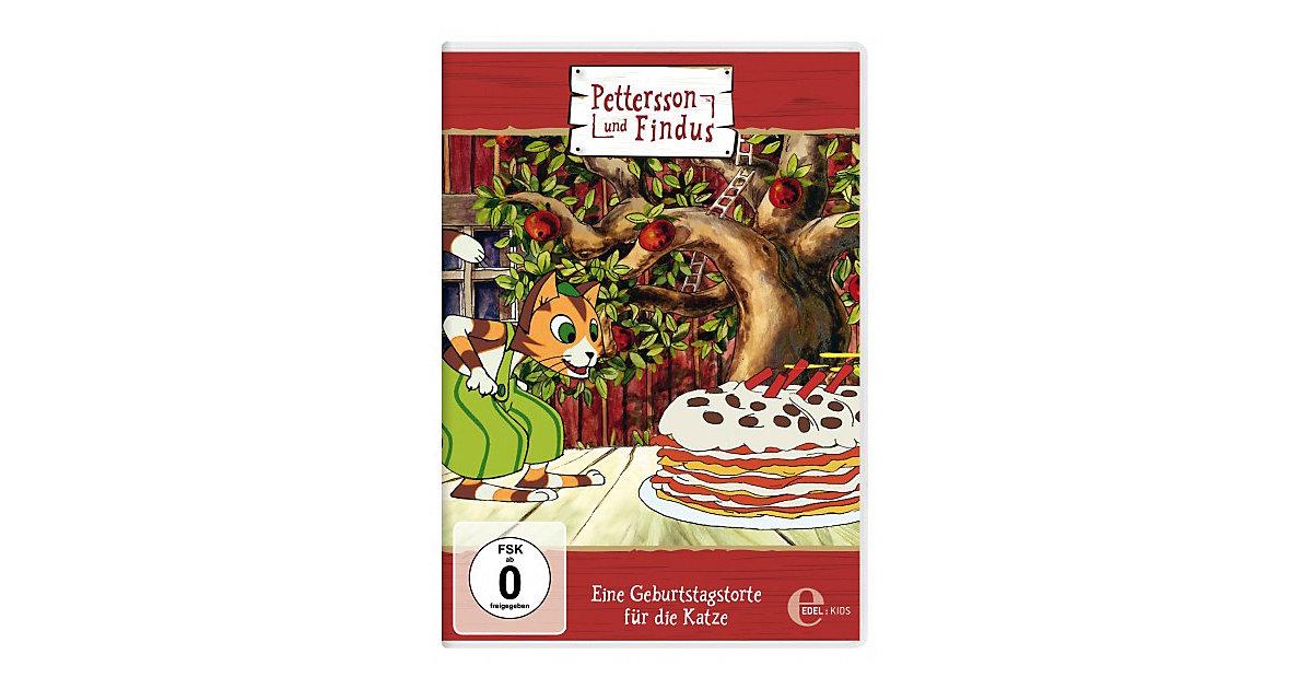 DVD Petterson und Findus - Eine Geburtstagstort...