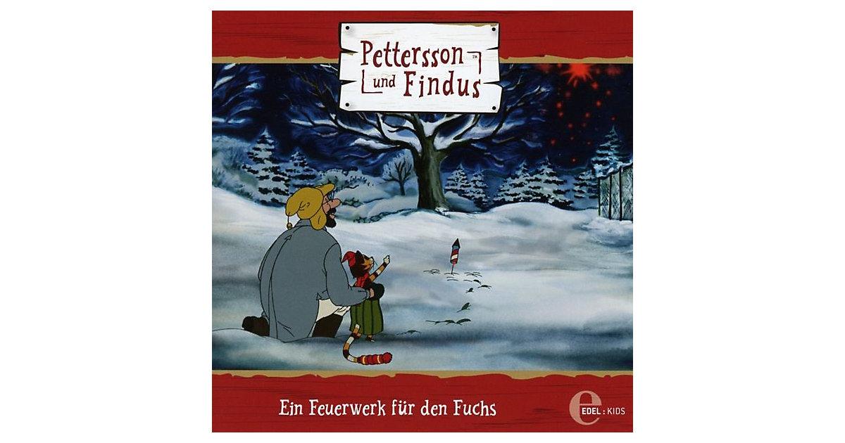 CD Petterson und Findus - Ein Feuerwerk den Fuchs Hörbuch  Kinder