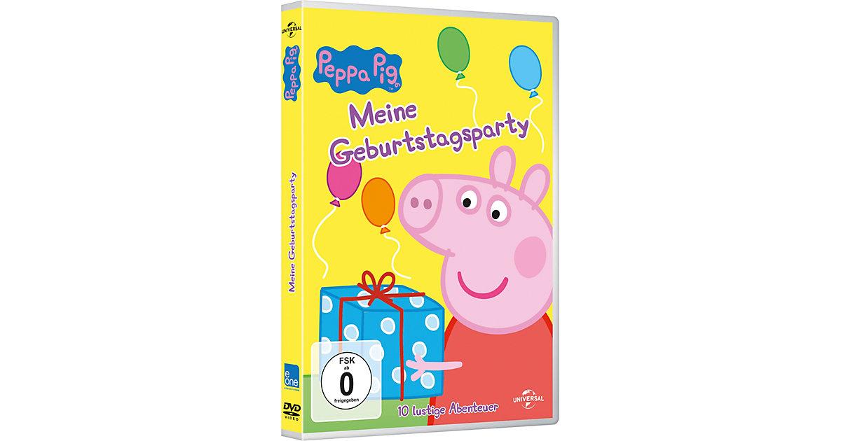 DVD Peppa Pig - Meine Geburtstagsparty Hörbuch