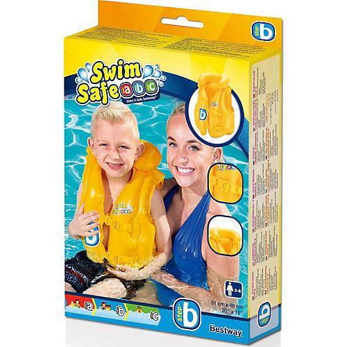 Жилет надувной Swim Safe, ступень B,  Bestway от Bestway