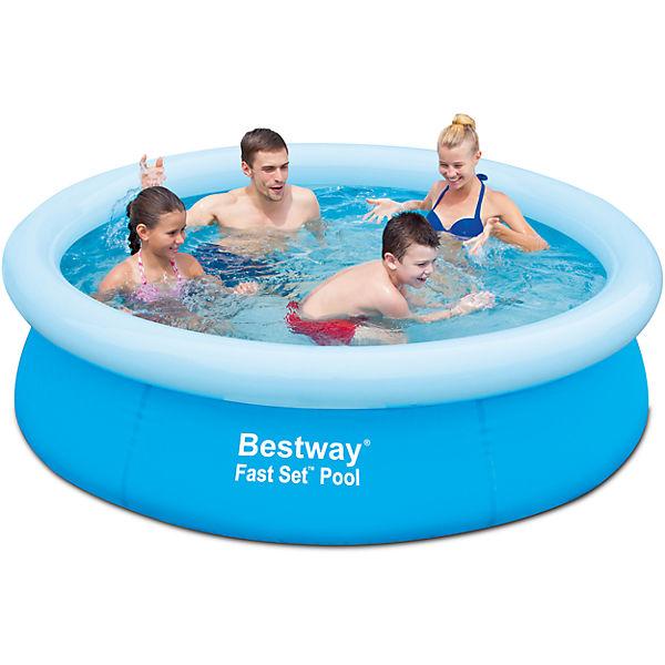 Бассейн с надувным бортом,  Bestway