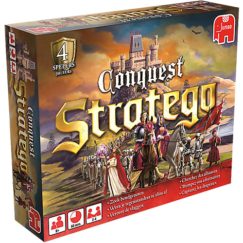 Jumbo Stratego Conquest Sale Angebote Laubsdorf