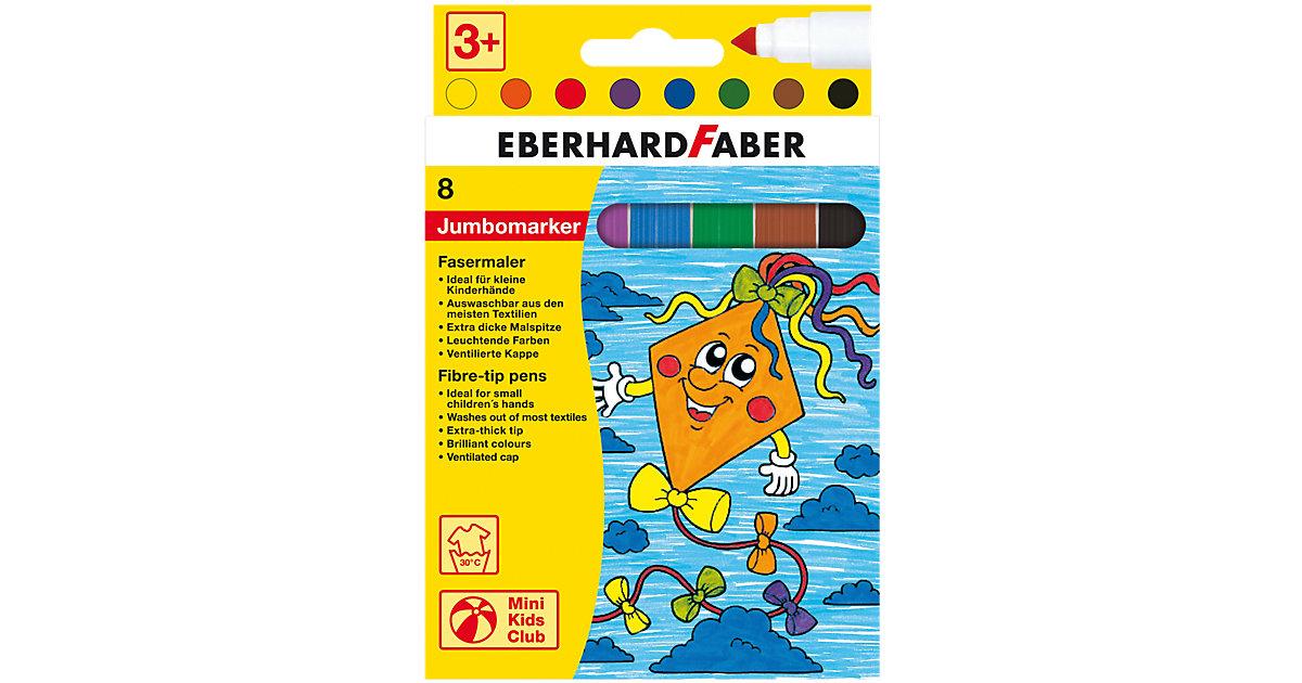 Mini Kids Filzstifte Jumbo Marker spitze Spitze, 8 Farben