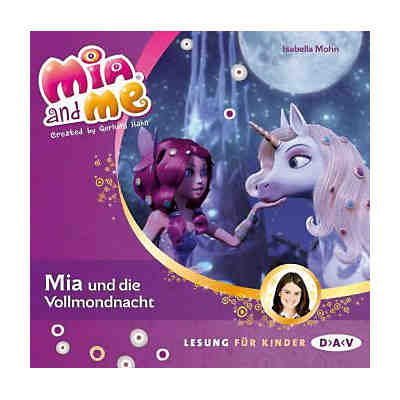 Mia and me: Mia und die Vollmondnacht, Audio-CD, Teil 11