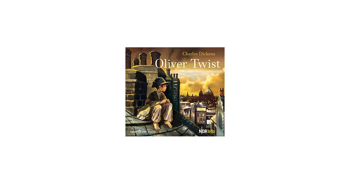 Oliver Twist, 1 Audio-CD