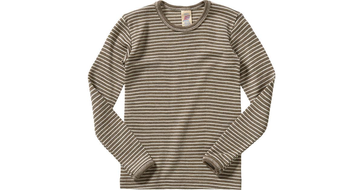 Kinder Unterhemd Wolle/Seide Gr. 128