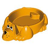 Бассейн-песочница Собачка, оранжевый, PalPlay