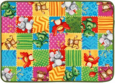 Kinderteppich tiere  Kinderteppich Zoo Tiere, BC kids | myToys