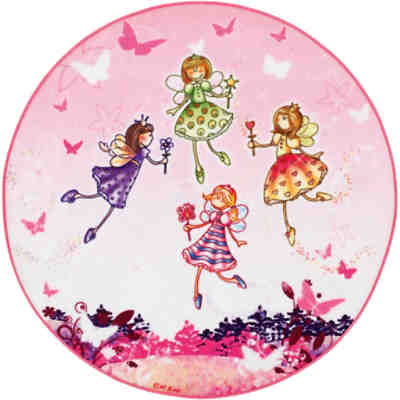 Kinderteppich prinzessin lillifee einhorn rund prinzessin lillifee mytoys - Wandsticker prinzessin lillifee ...