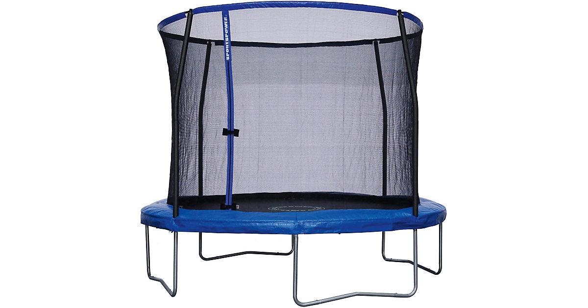 Trampolin 305 cm blau