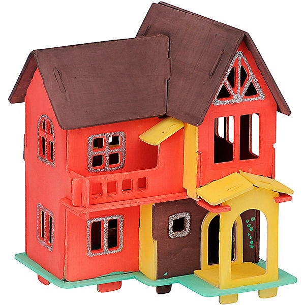 KIDS 3D Puzzle Traumhaus