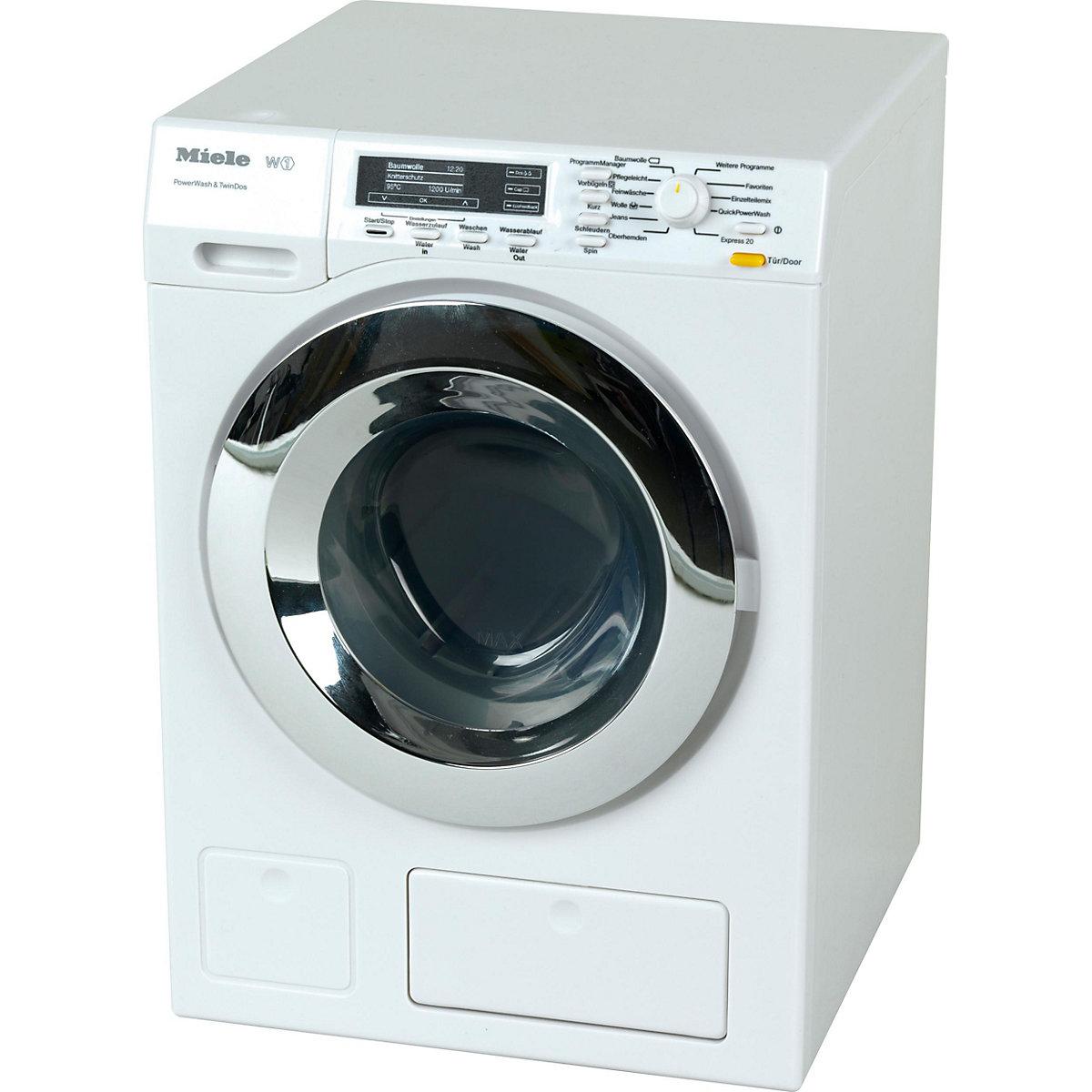 klein miele waschmaschine haushaltsger t klein mytoys. Black Bedroom Furniture Sets. Home Design Ideas