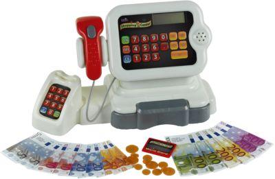 klein Elektronische Kasse mit zahlreichen Funktionen